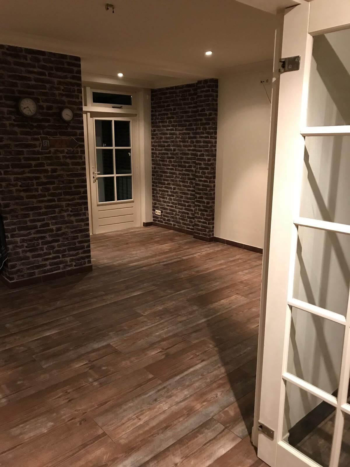 HOUT en VLOEREN Rotterdam Noord PVC vloer