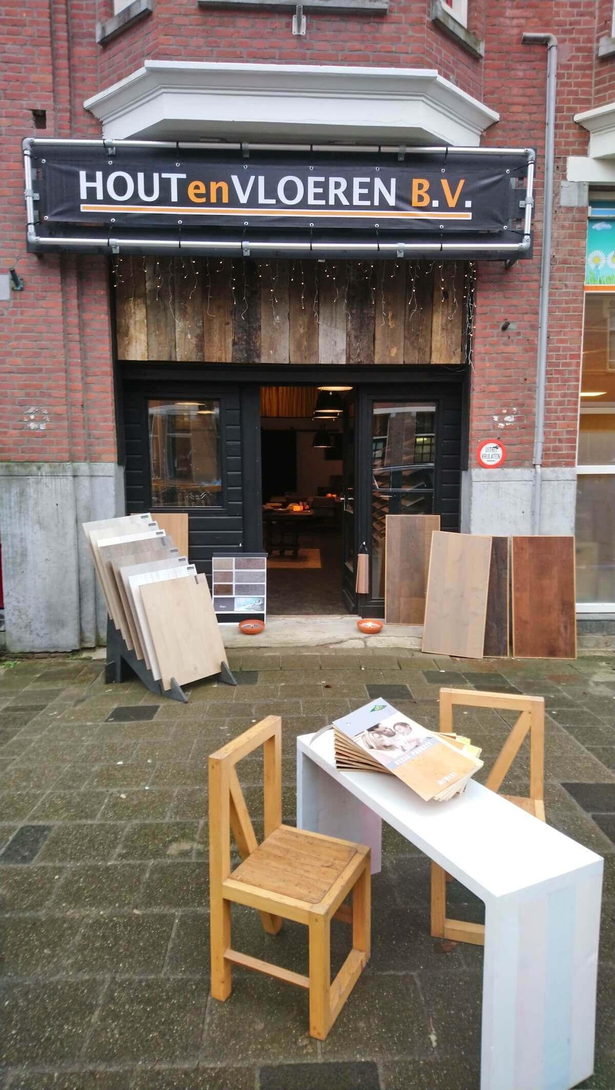 Hout en Vloeren Rotterdam Noord